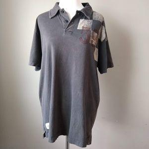 American Rag CIE Men's Collared Short Sleeve Shirt